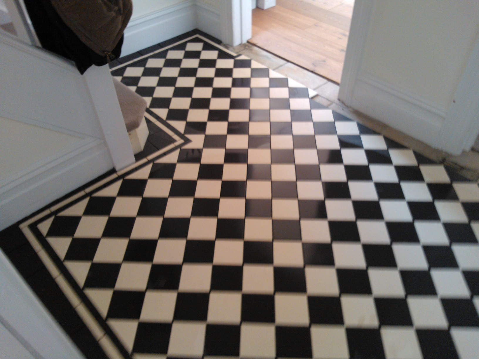 Victorian black and white floor tiles image collections tile victorian tiles for floors and walls in our bristol showroom victorian floor tiles look stunning anywhere doublecrazyfo Images